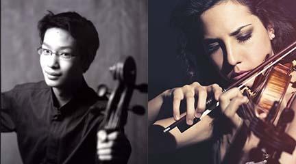 clasica  Concierto de jóvenes solistas en A+música