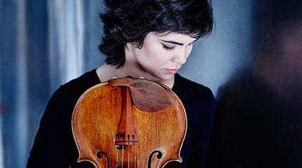 internacional  La violista Isabel Villanueva interpreta a Britten y Shostakovich en Suiza