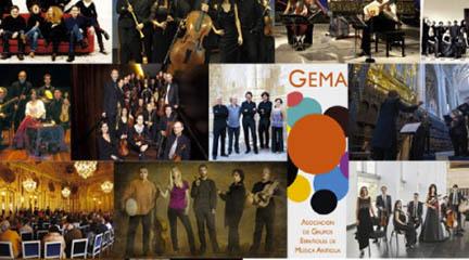 notas  Candidatos a los II Premios Gema