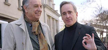 Leo Nucci y James Conlon © Javier del Real