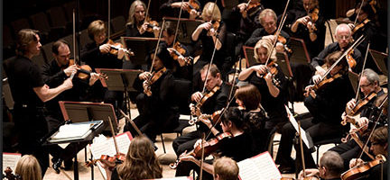 Philharmonia Orchestra. © B. Ealovega