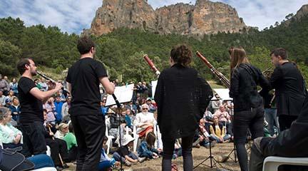 festivales  Festival Música en Segura, del flamenco a la música clásica en plena naturaleza