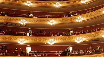pruebas de acceso  Convocatoria de audiciones para Violín solista II de la Orquesta Sinfónica del Liceu