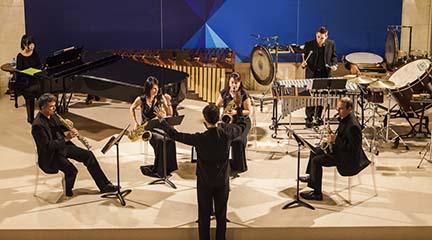 contemporanea  Clausura del ciclo Música para el tercer milenio en el COAM