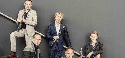 Calefax Reed Quintet © Marco Borggreve