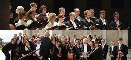 English Baroque Soloists, Monteverdi Choir