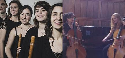 Consort Mirabile y Dúo de cellos Zénith