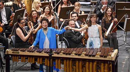 hacia el siglo 21  Apertura arrolladora del Festival de música contemporánea de Tenerife