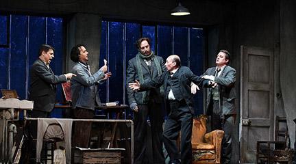 opinion  La Bohème regresa al Liceu