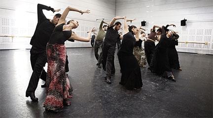 convocatorias concursos  Oposiciones del Ballet Nacional de España para bailarinas y bailarines, guitarristas y cantaora