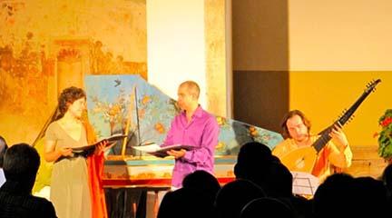 festivales  6º Festival de Música Los Veranos de Il Parnasso