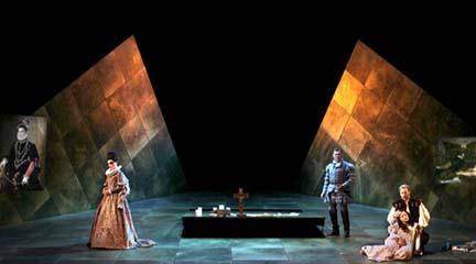 festivales  La versión de Boadella del Don Carlo de Verdi, repite en el Festival de Verano de El Escorial