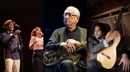 jazz  Madridmorena, Jazz y más en la Sala Galileo Galilei