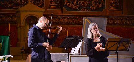 Il Coro d'Arcadia y Maria Cristina Kiehr