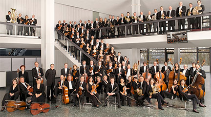 Deutsche Radio Philharmonie Saarbrücken Kaiserslautern ©Marco Borggreve