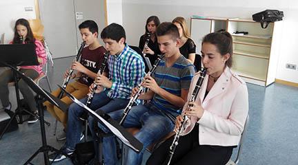 cursos de verano  Campus d'estíu musical en Llíria