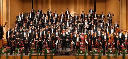 Göttinger Symphonie Orchester ©Thomas Klawunn