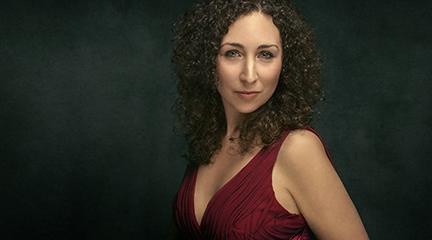 internacional  La mezzosoprano Cristina Segura de gira por Eslovenia