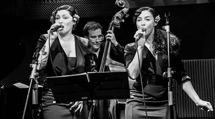 jazz  D + Jazz en el Centro Cultural Miguel Delibes