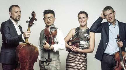 contemporanea  El Cuarteto Diotima estrena a Posadas y conmemora a Dutilleux en el Reina Sofía