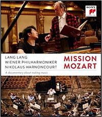cdsdvds  Lang Lang da vida a Mozart… y a Harnoncourt