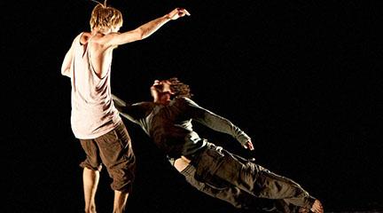 contemporanea danza  Las artes escénicas de nueva creación se citan en Valencia