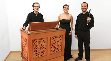 antigua  El Trio Sekrets inaugura las Novenas Veladas de Arte Sacro en Guadalajara