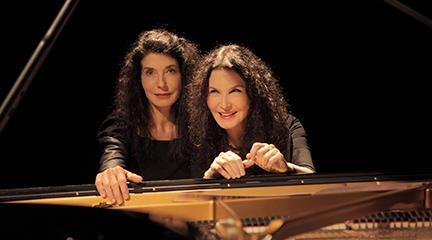 clasica  La magia con dos pianos de las Hermanas Labèque en los Ciclos de Ibermúsica