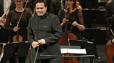 notas  Robert Treviño, nuevo director titular de la Orquesta Sinfónica de Euskadi