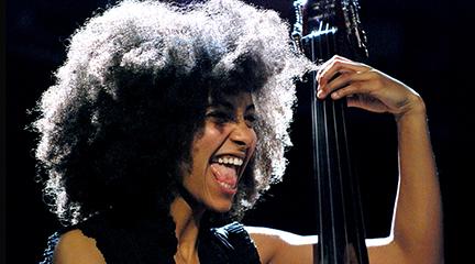 jazz  Fotos sonoras, el jazz revelado por Esther Cidoncha en el Institut français
