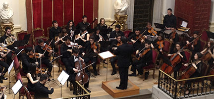 Orquesta Clásica del RCSMM