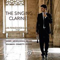 cdsdvds  Bel canto en el clarinete