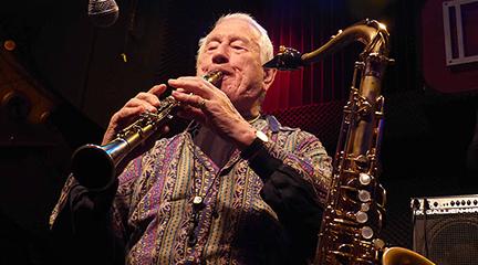 jazz  Pedro Iturralde Quartet en Bogui Jazz