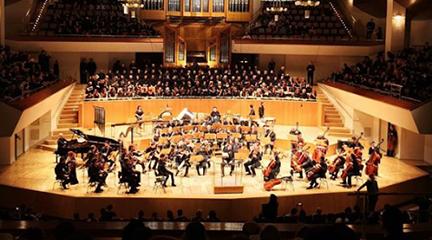 clasica  Gran Concierto de Fin de Año con la Orquesta Juvenil Neotonarte