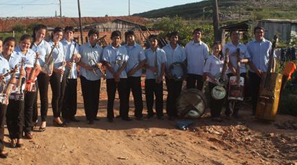 musicas del mundo  Concierto con la Orquesta de Instrumentos Reciclados de Cateura en el Teatro Real y el Auditorio Kursaal