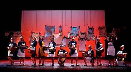 para ninos  El chaleco blanco, la zarzuela de Chueca más familiar, en los Teatros del Canal