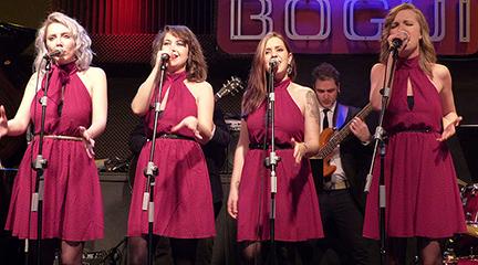 jazz  Noche de reinas en Bogui Jazz