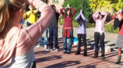 cursos  Curso de Monitor de tiempo libre de la Escuela Francisco Giner de los Ríos