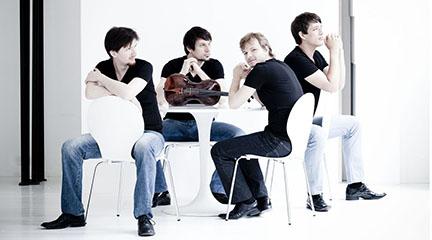 Apollon Musagète Quartet © Marco Borggreve