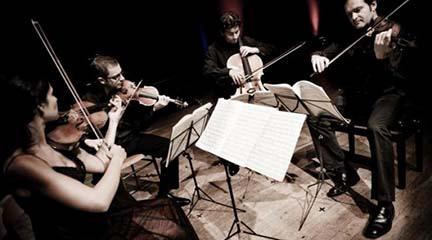 contemporanea  El Cuarteto Belcea estrena un coencargo del CNDM a Penderecki dentro de su ciclo Liceo de Cámara XXI