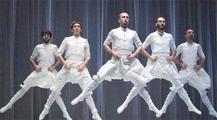 convocatorias concursos  Convocatoria para la dirección artística Festival de Danza Contemporánea de Navarra