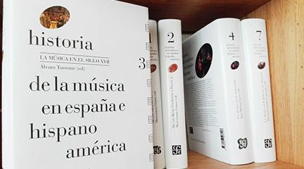 novedades  Presentación del libro La música en el s. XVII en la BNE