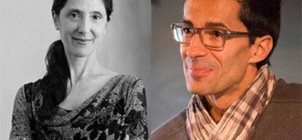 Paola Cantalupo y José Carlos Martínez
