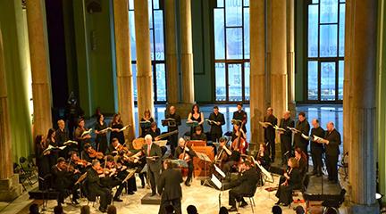 antigua  El ciclo Bach Madrid vuelve a las iglesias de la capital estas navidades