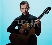 cdsdvds  Thibault Cauvin. Músico viajero