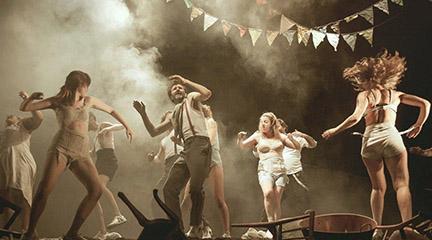 contemporanea danza  Danzad malditos vuelve a las Naves de Matadero