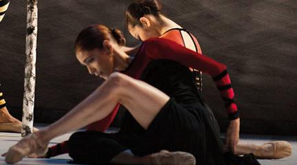 pruebas de acceso  Audiciones para el Víctor Ullate Ballet Comunidad de Madrid