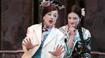 lirica  Le cinesi, teatro de cámara en la Fundación Juan March
