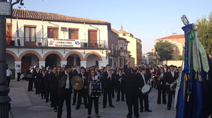 convocatorias concursos  Certamen Internacional de Bandas de Música Villa de Dosbarrios 2017
