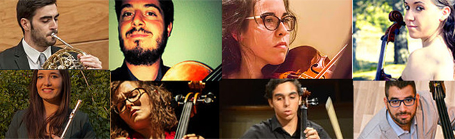 clasica  Ciclo Turina entre Festivales con jóvenes músicos